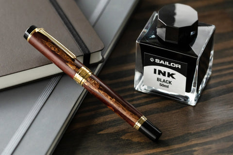 Sailor Kabazaiku Fountain Pen