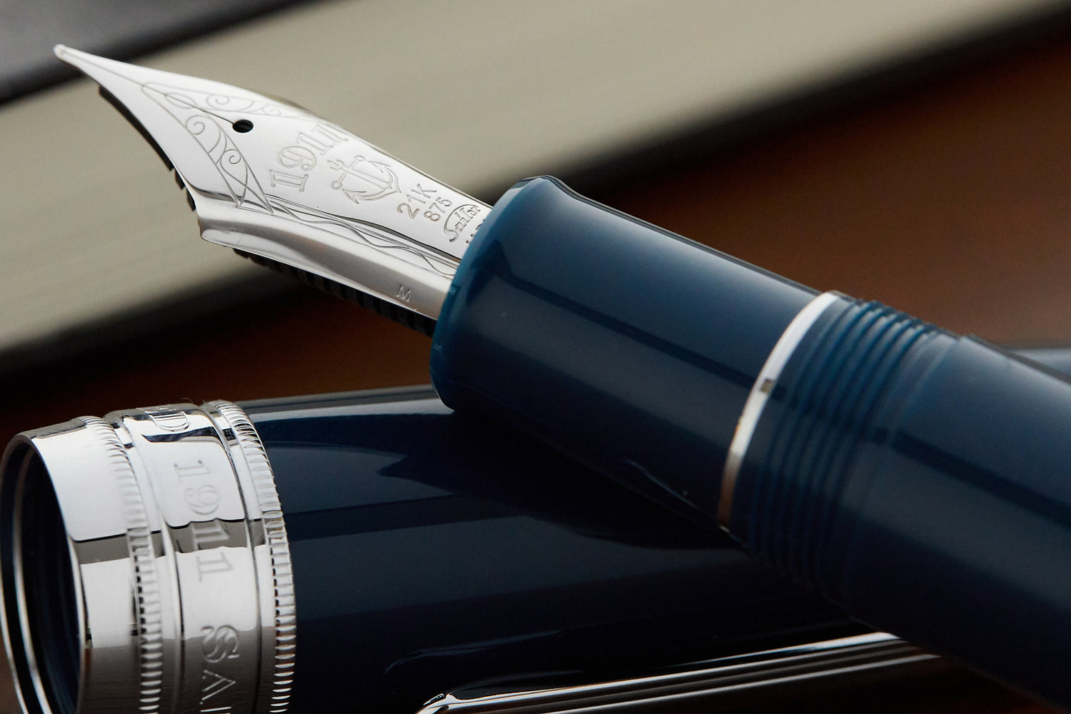 Sailor Pro Gear King of Pens Fountain Pen - Midnight Sky