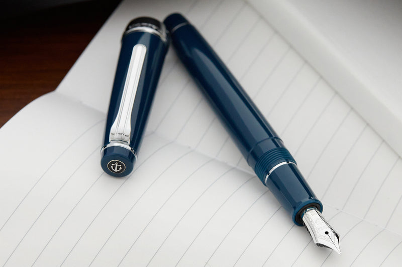Sailor Pro Gear Slim Fountain Pen - Midnight Sky