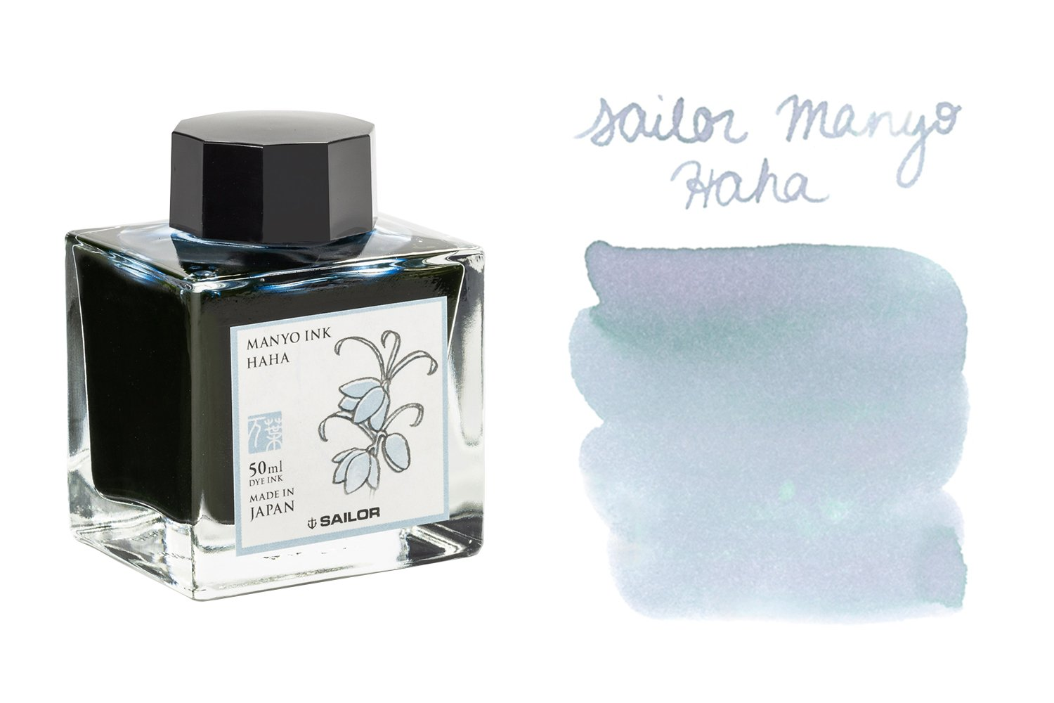 Sailor Manyo Haha - 50ml Bottled Ink