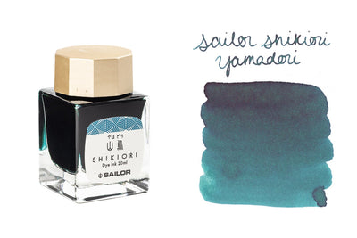 Sailor Shikiori Yamadori - 20ml Bottled Ink