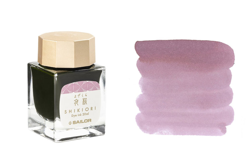 Sailor Shikiori Yozakura - 20ml Bottled Ink