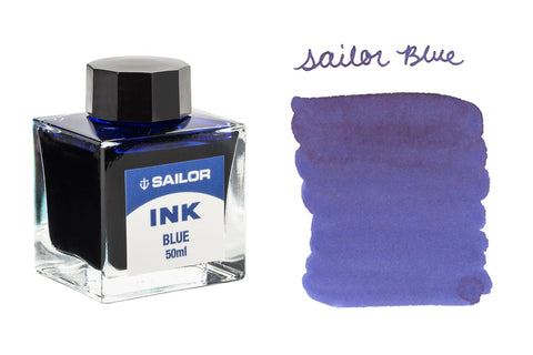 Sailor Blue - 50ml Bottled Ink