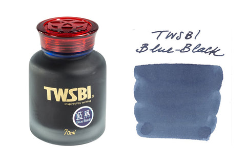 TWSBI Blue-Black - 70ml Bottled Ink