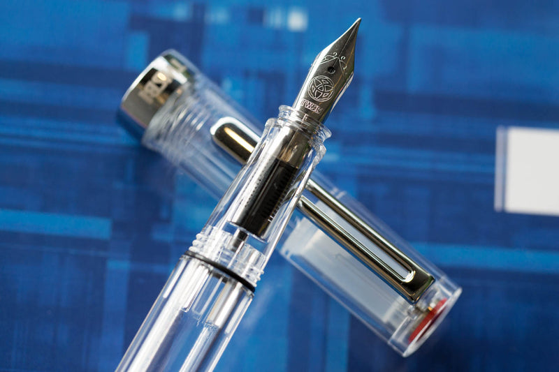 TWSBI ECO-T Fountain Pen - Clear