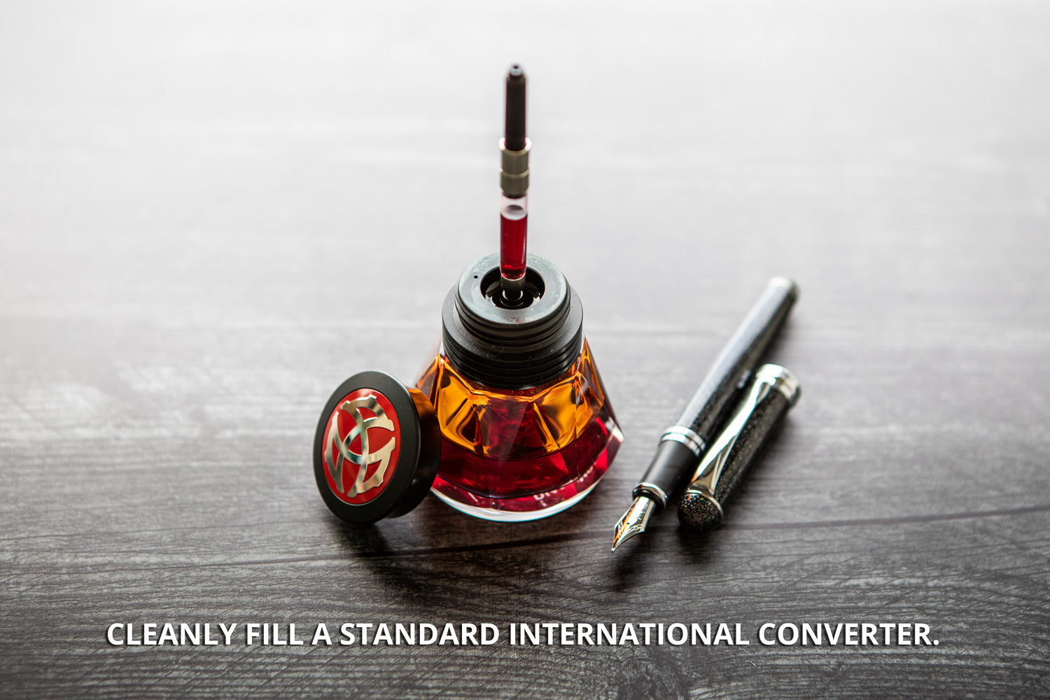 TWSBI Diamond 50 Ink Bottle - Red