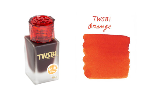 TWSBI 1791 Orange - 18ml Bottled Ink (Limited Edition)
