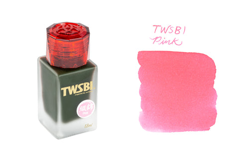 TWSBI 1791 Pink - 18ml Bottled Ink (Limited Edition)