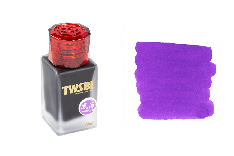TWSBI 1791 Royal Purple - 18ml Bottled Ink (Limited Edition)