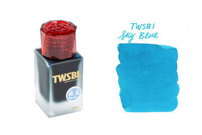 TWSBI 1791 Sky Blue - 18ml Bottled Ink (Limited Edition)