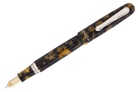 Taccia Spectrum Fountain Pen - Mosaic Umber
