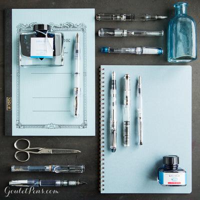 Noodler's Nib Creaper Flex Fountain Pen - Clear
