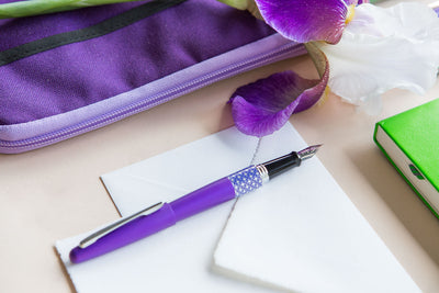 Pilot Metropolitan Fountain Pen - Retro Pop Purple