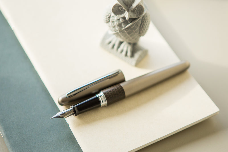 Pilot Metropolitan Fountain Pen - Bronze Lizard
