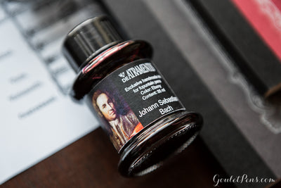 De Atramentis Johann Sebastian Bach - 35ml Bottled Ink