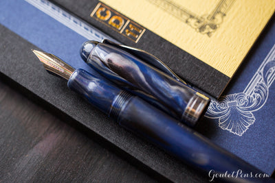 Noodler's Ahab Flex Fountain Pen - Zuni