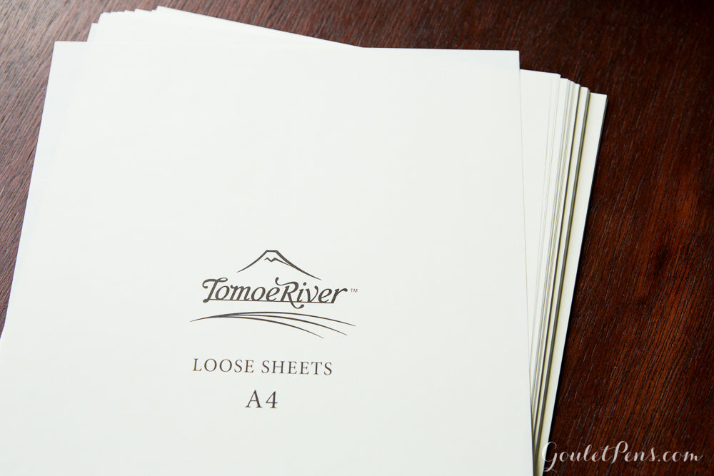 Tomoe River A4 Loose Sheets - Cream (8.2 x 11.7)
