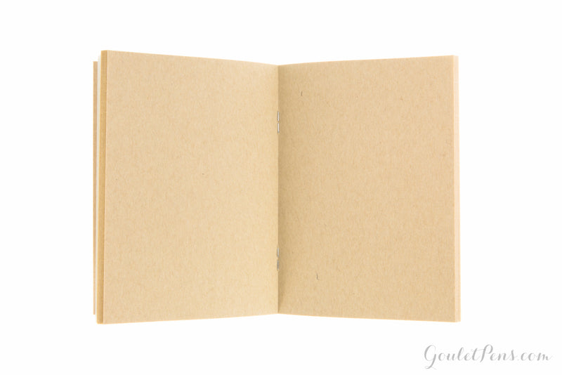 Traveler's Notebook Passport Refill 009 - Kraft Paper Notebook
