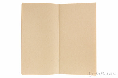 Traveler's Notebook Regular Refill 014 - Kraft Paper Notebook