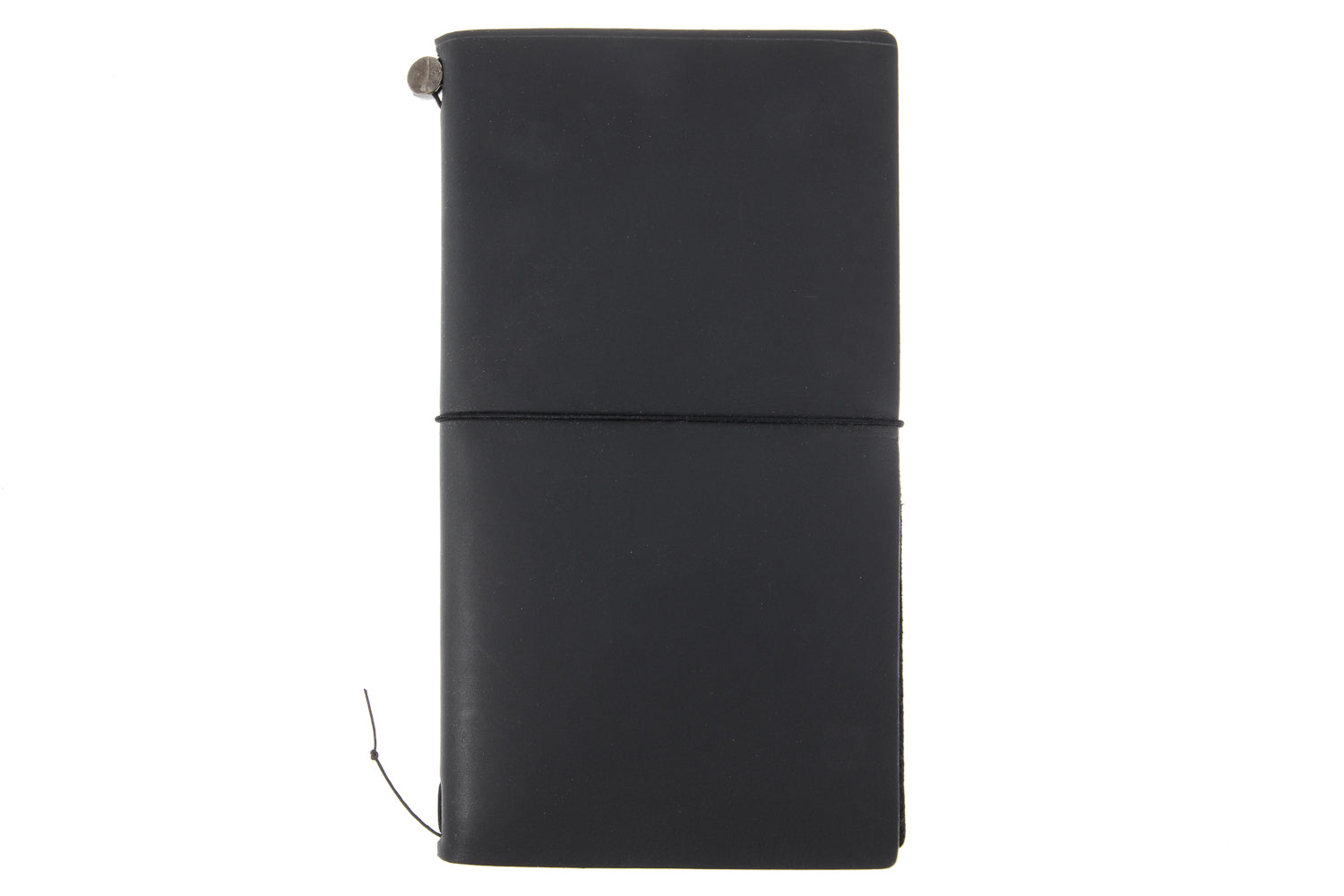Traveler's Notebook - Black (Regular)