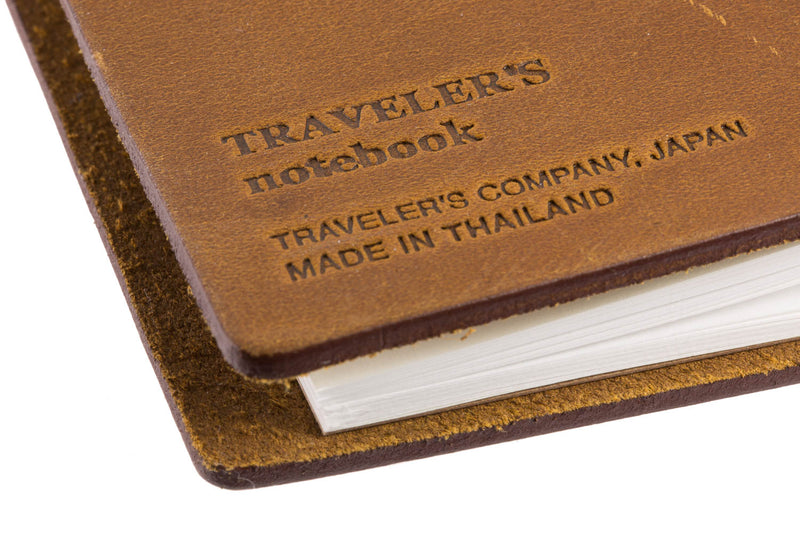 Traveler's Notebook - Camel (Passport)