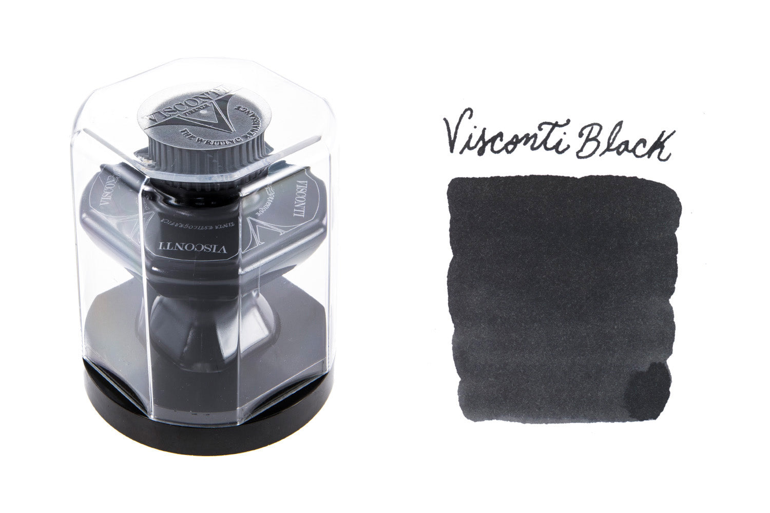 Visconti Black - 40ml Bottled Ink