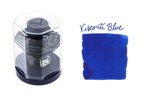Visconti Blue - 40ml Bottled Ink
