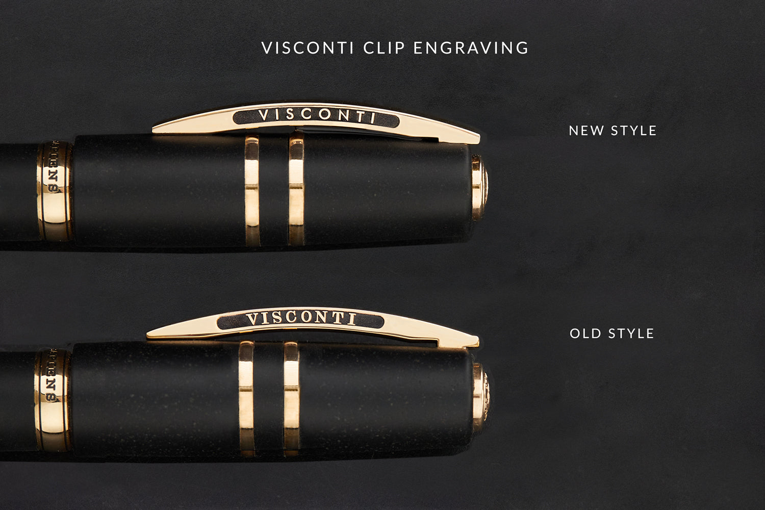 Visconti Homo Sapiens Fountain Pen - Bronze Age