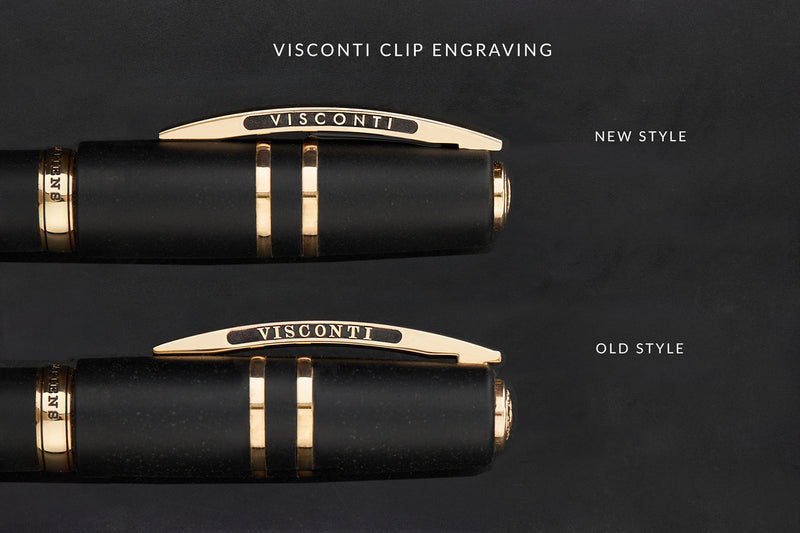 Visconti Homo Sapiens Fountain Pen - Magma