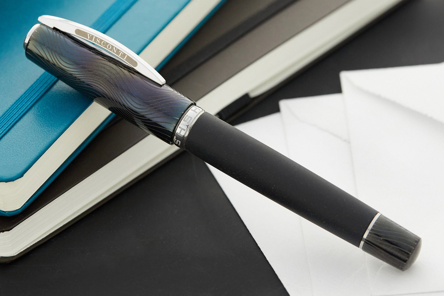 Visconti Homo Sapiens Fountain Pen - Evolution