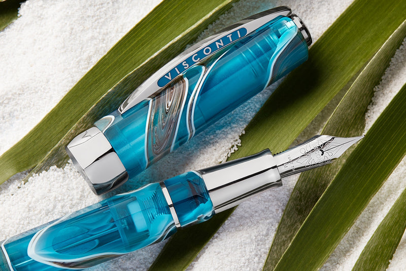 Visconti Opera Master Fountain Pen - Polynesia