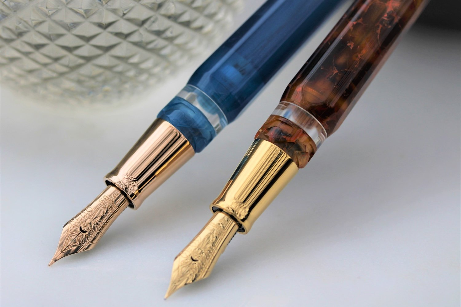 Visconti Opera Master Fountain Pen - Oceanic (Limited Edition)