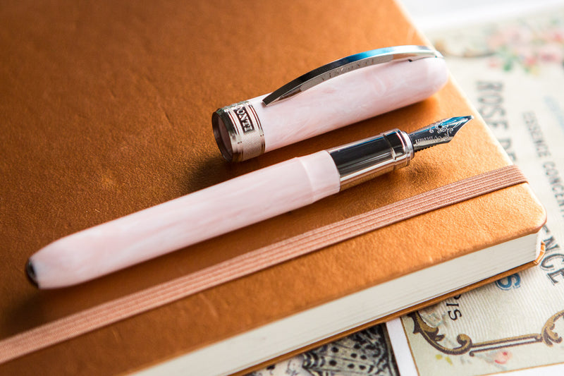 Visconti Rembrandt Fountain Pen - Pink