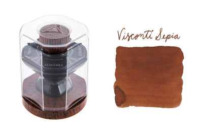 Visconti Sepia - 40ml Bottled Ink