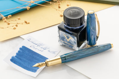 Visconti Van Gogh Fountain Pen - Wheatfield with Crows (Special Edition Gift Set)