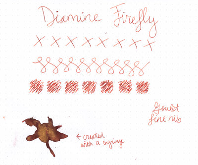 Diamine Firefly - 50ml Bottled Ink