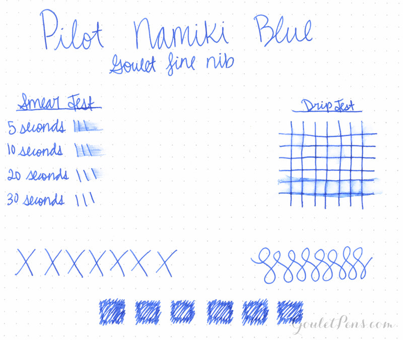 Pilot Namiki Blue - Ink Cartridges