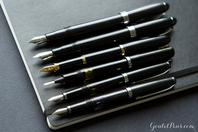 Noodler's Nib Creaper Flex Fountain Pen - Black