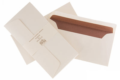 G. Lalo Vergé de France Large Envelopes - Champagne (8.66 x 4.33)