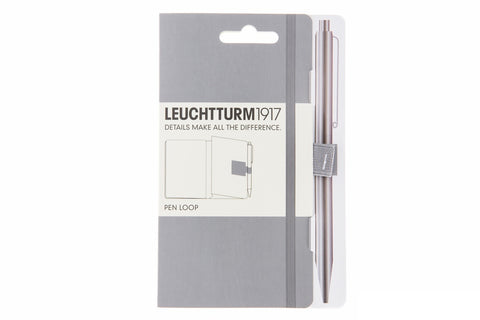 Leuchtturm1917 Pen Loop - Anthracite Grey