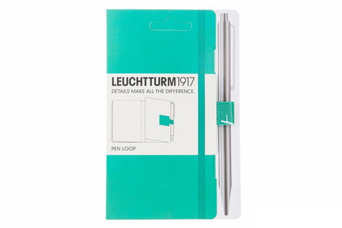 Leuchtturm1917 Pen Loop - Emerald