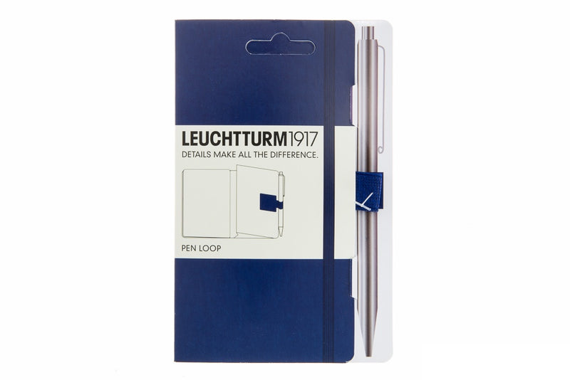Leuchtturm1917 Pen Loop - Navy
