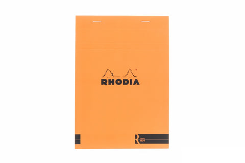 Rhodia No. 16 Premium Notepad - Orange, Lined (5.83 x 8.27)