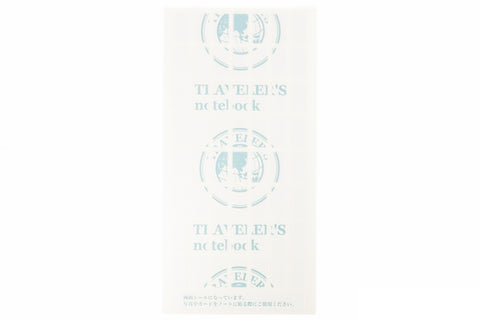 Traveler's Notebook Accessory 010 - Double-Sided Stickers