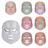 7 Colors Beauty Therapy Photon Facial Mask