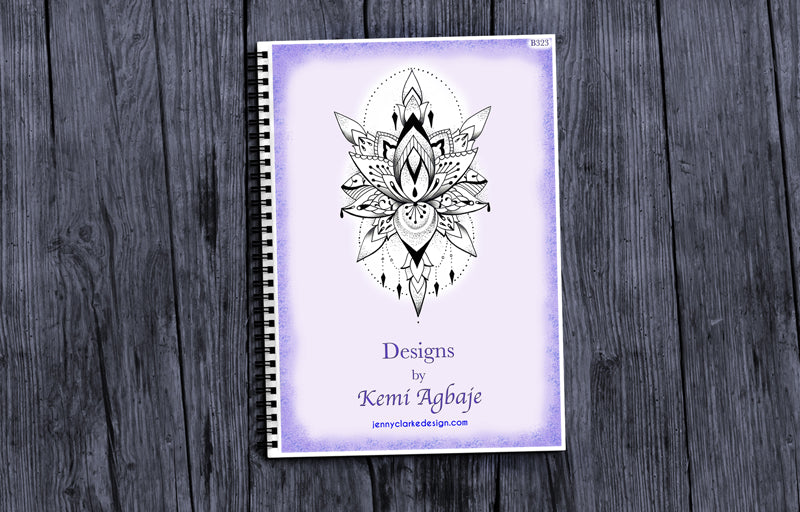 Beautiful Ornamental Designs Book