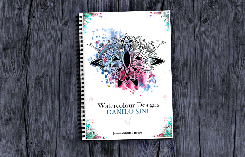 Dynamic Watercolour Book