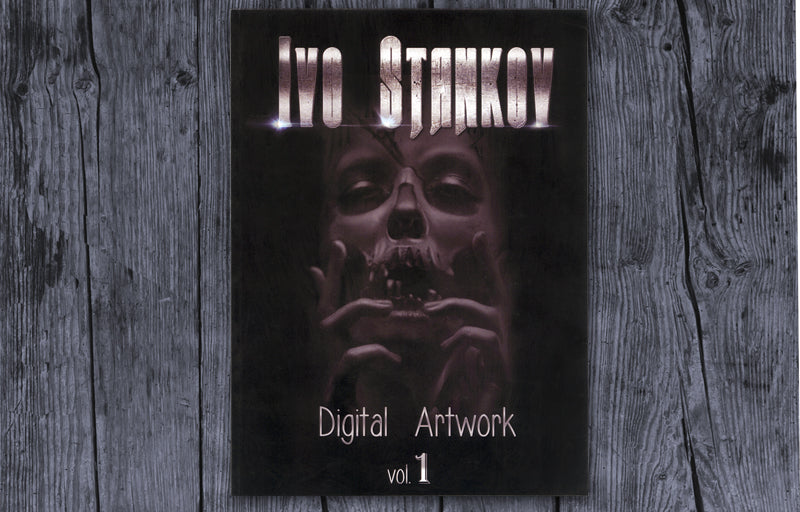 Digital Artwork Vol 1 Book