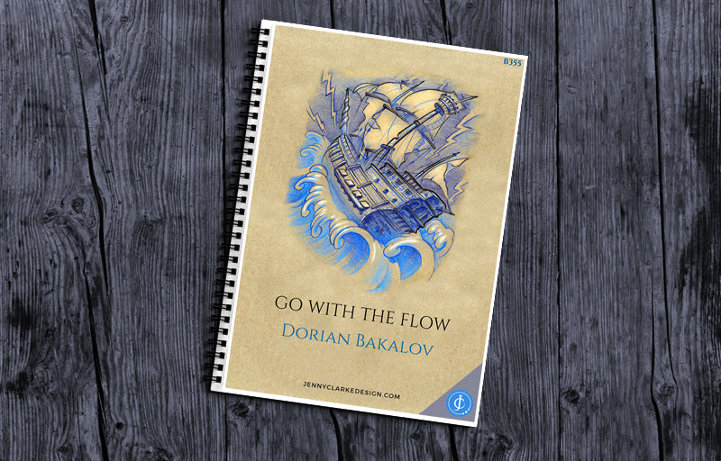 Go With The Flow Book