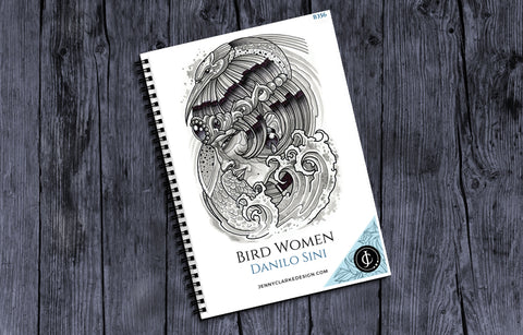 Bird Women Book